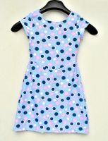 Girls Size 3T - Pastel Dots